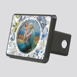 Crowning Rectangular Hitch Cover