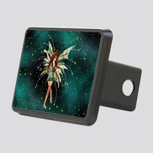 Green Fairy Rectangular Hitch Cover