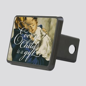 Every Child Rectangular Hitch Cover