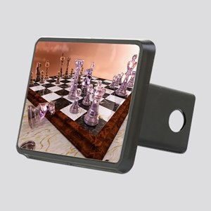 A Game of Chess Rectangular Hitch Cover