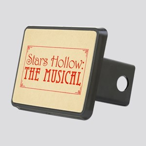 Stars Hollow: The Musical Rectangular Hitch Cover