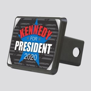 Kennedy for President 2020 Rectangular Hitch Cover
