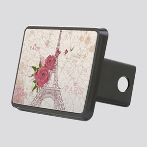Vintage Paris Rectangular Hitch Cover