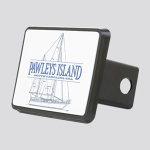 Pawleys Island Rectangular Hitch Cover