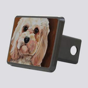 Emme Rectangular Hitch Cover