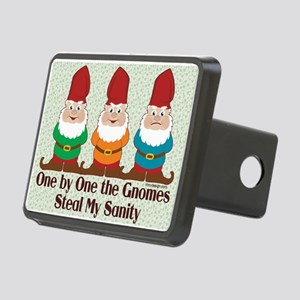 One By One The Gnomes Funn Rectangular Hitch Cover