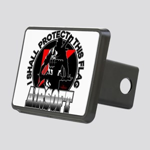 Protect Flag Airsoft Rectangular Hitch Cover