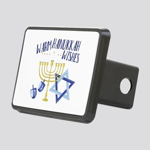 Hanukkah Wishes Hitch Cover