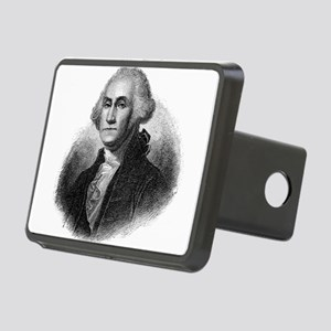 George Washington Rectangular Hitch Cover