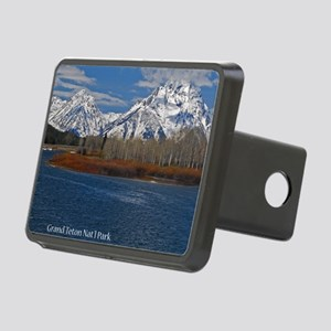 Grand Teton National Park Rectangular Hitch Cover