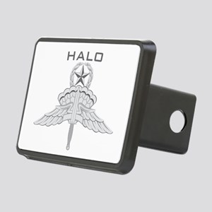 Freefall Jump Master Rectangular Hitch Cover
