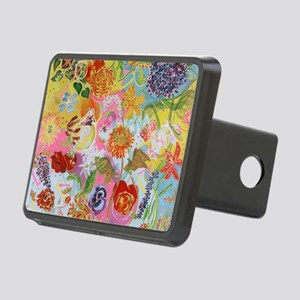 I Love You Mom Rectangular Hitch Cover