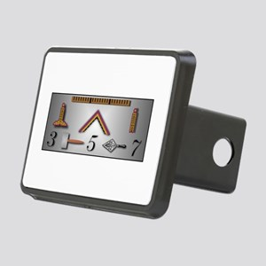 working tools bar Rectangular Hitch Cover