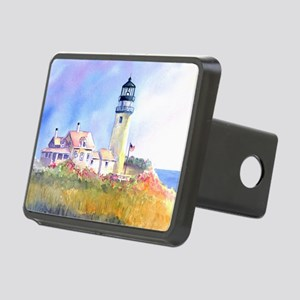 Cape Cod Light Rectangular Hitch Cover