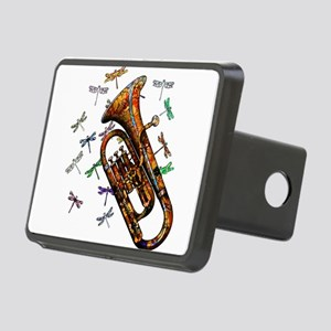 Wild Baritone Rectangular Hitch Cover