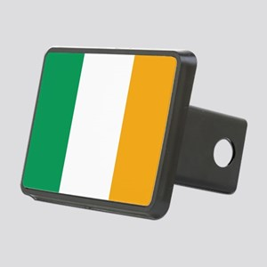 Irish Tricolour Square - flag of Ireland Hitch Cov