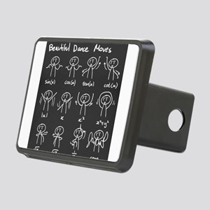 Beautiful (math) dance mov Rectangular Hitch Cover