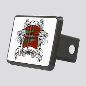 MacFarlane Tartan Shield Rectangular Hitch Cover