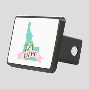 Idaho Flower Syringa Hitch Cover