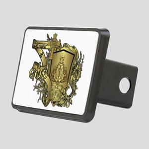 Armor of God Hitch Cover