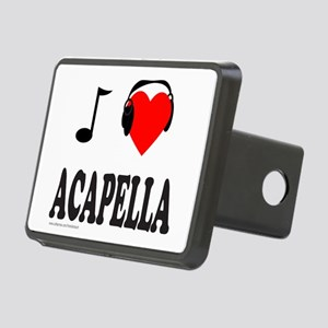 ACAPPELLA Rectangular Hitch Cover