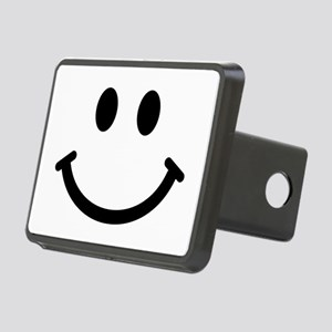 Smiley face Hitch Cover