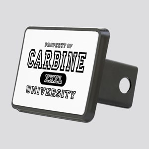 Carbine University Rectangular Hitch Cover