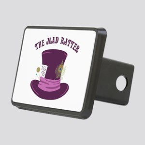The Mad Hatter Hitch Cover