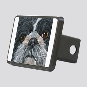 Shih Tzu Rectangular Hitch Cover
