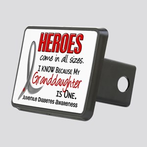 D Heroes All Sizes Grandda Rectangular Hitch Cover