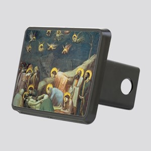 Giotto Lamentation Of Chri Rectangular Hitch Cover