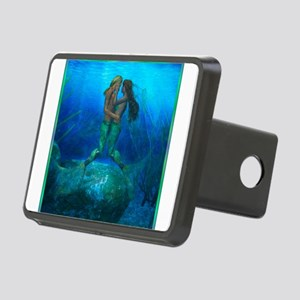 Best Seller Merrow Mermaid Rectangular Hitch Cover