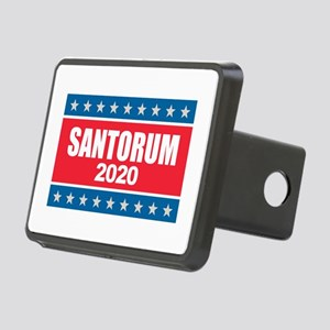Rick Santorum 2020 Rectangular Hitch Cover