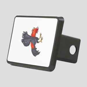 FIGHTING COCK Hitch Cover