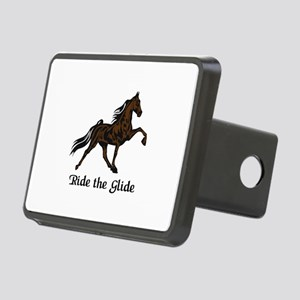 Ride The Glide Hitch Cover