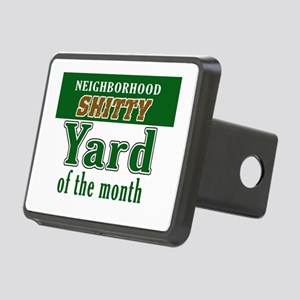 Shitty YARD OF THE MONTH Rectangular Hitch Cover