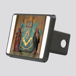 sts john Rectangular Hitch Cover
