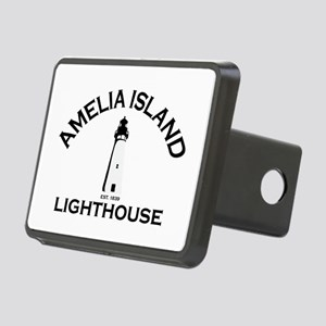 Amelia Island - Lighthouse Design. Rectangular Hit