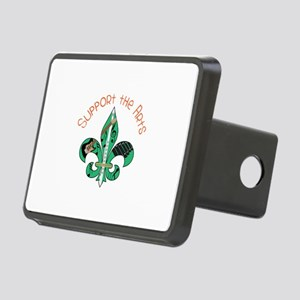 Support The Arts Hitch Cover