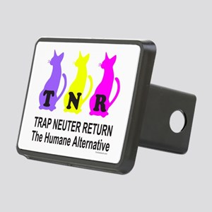 TRAP NEUTER RETURN Rectangular Hitch Cover