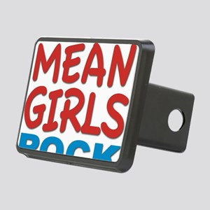 mean girls rock Rectangular Hitch Cover