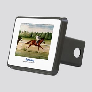 Secretariat Rectangular Hitch Cover