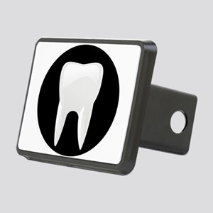 Tooth Rectangular Hitch Cover