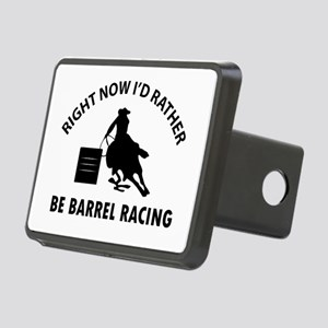 I'd Rather Be Playing Barr Rectangular Hitch Cover