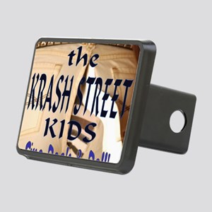 cd cover Rectangular Hitch Cover