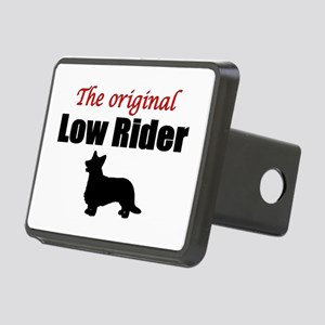 Low Rider Rectangular Hitch Cover