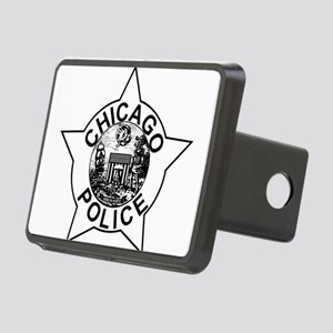 Chicago police Rectangular Hitch Cover