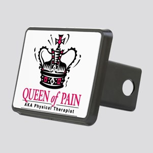 queenofpain Rectangular Hitch Cover