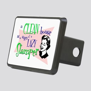 Lazy Stamper Rectangular Hitch Cover
