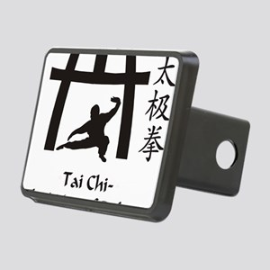 Phil Tai Chi The Way of Ba Rectangular Hitch Cover